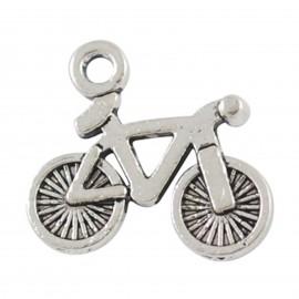 Lot de 10 breloques pendentifs vélo