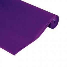 lot feuilles de soie papier mousseline violet