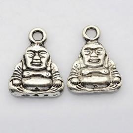 Lot de 10 breloques pendentifs bouddha