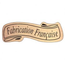 """lot de 50 ou 100 étiquettes """"fabrication française"""""""