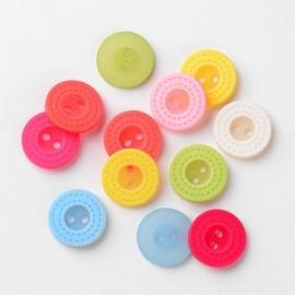lot 20 boutons chapeau