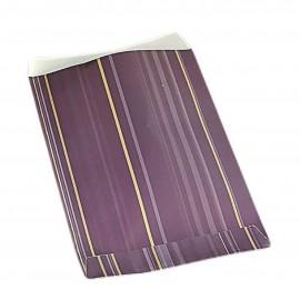 Lot de 50 pochettes sachets fantaisie en papier