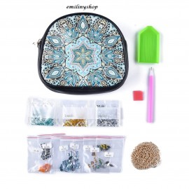 1 KIT DIAMOND PAINTING DIAMANT BRODERIE TROUSSE NEUF