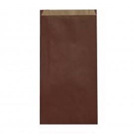 Pochettes cadeau papier kraft chocolat