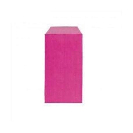 Pochettes cadeau papier kraft rose