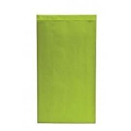 Pochettes cadeau papier kraft vert anis